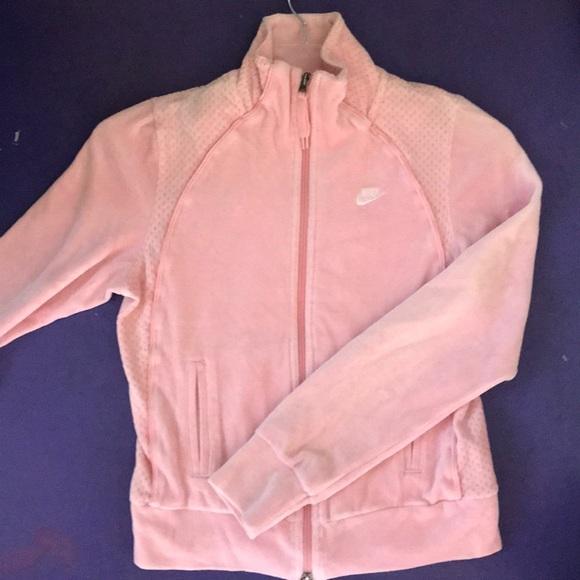 487ff54de Vintage Nike Pink Velour Track Suit. M_5b3015fb04e33dd3989ca5d6